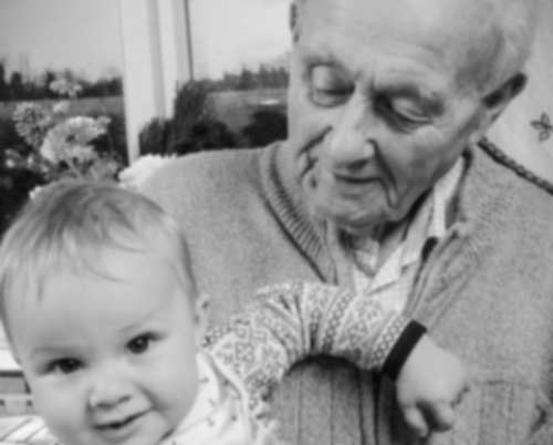 emotional intelligence EQ test babyboom great grandfather and great granddaughter